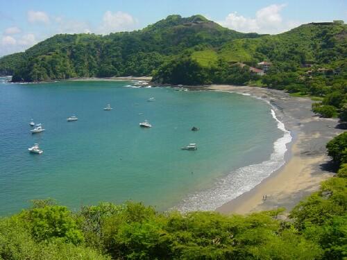 Playa Coco, Costa Rica--our destination!