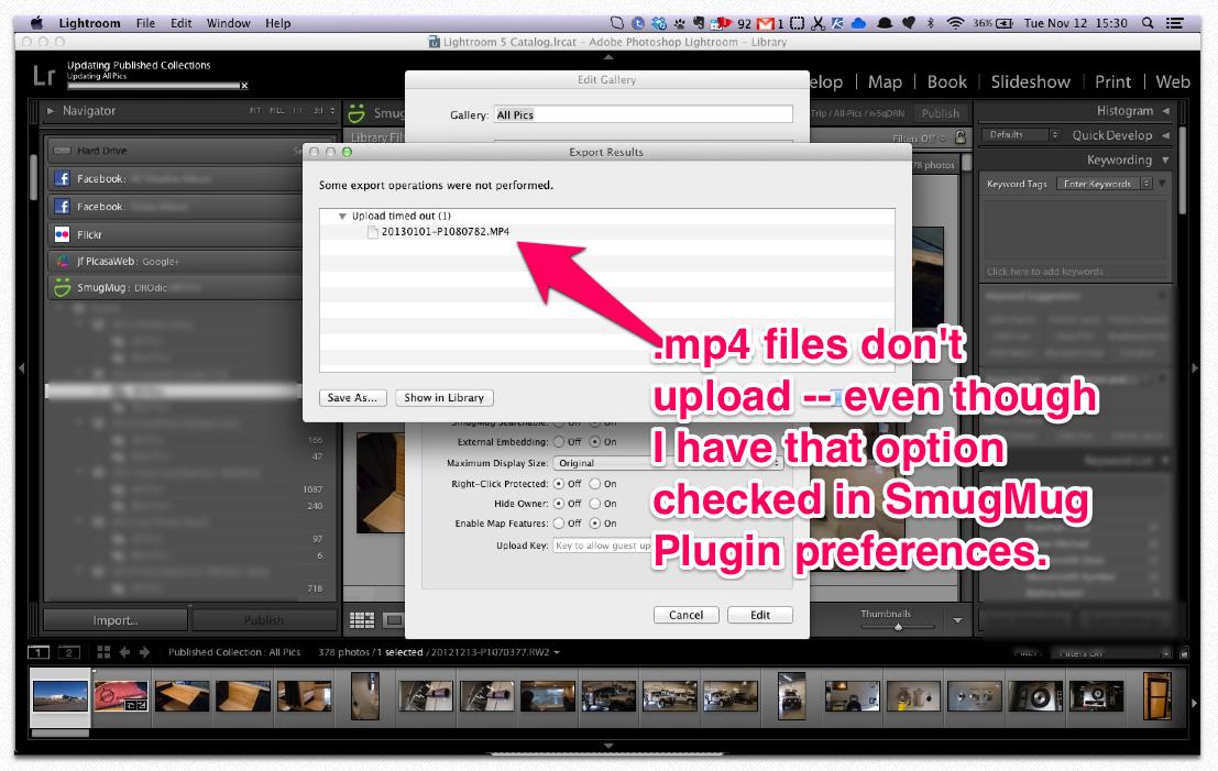 LifeHacking SmugMug + Adobe Lightroom - LifeWeTravel