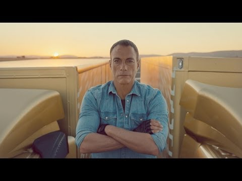 Volvo Trucks - The Epic Split feat. Van Damme (Live Test 6)