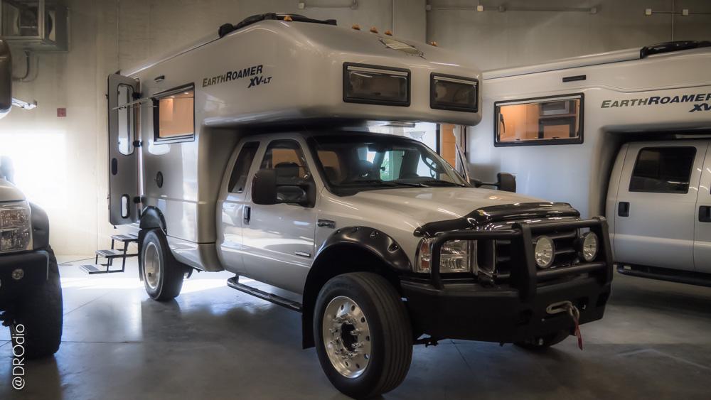 EarthRoamer Expedition Vehicles LifeWeTravel