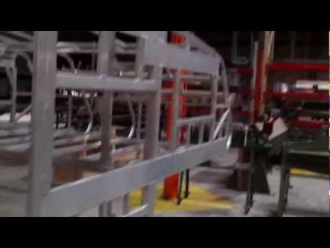 Four Wheel Camper (FWC) Factory Floor.MOV