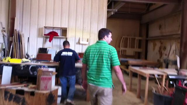 Sportsmobile: SMB West tour on the assembly line