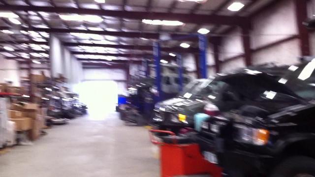 Sportsmobile: SMB West Factory Tour