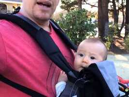 Baby carrier face off: Boba front bag