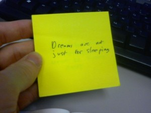 Post It Dreams