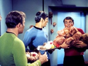 Expanding too soon is like feeding Tribbles.