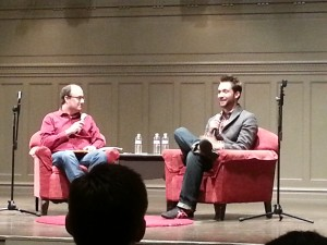 Todd Bishop and Alexis Ohanian