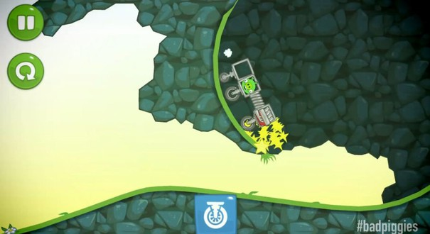 Angry Birds Bad Piggies Include Patch Full Version Free Download Screenshot