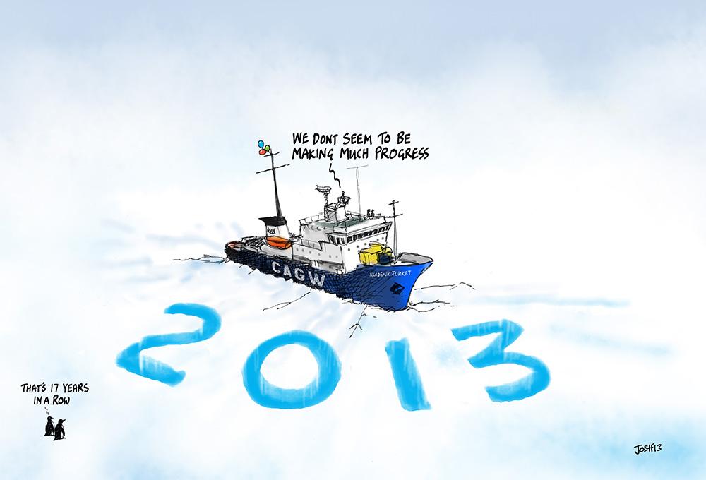 http://wattsupwiththat.files.wordpress.com/2013/12/josh_cagw_boat_stuck.jpg