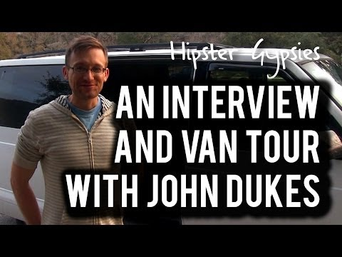 An Interview and Van Tour with John Dukes