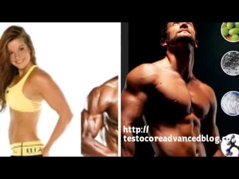 Testocore Advanced-Increases metabolism