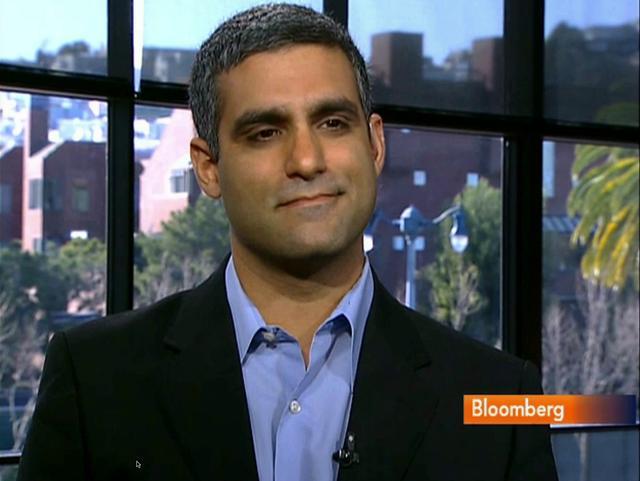 AppMakr Co-Founder Sean Shadmand on Bloomberg TV