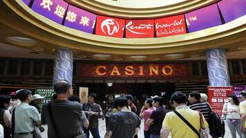 Resort World, Singapore