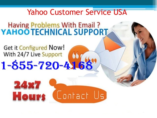 Customer service number for yahoo mail users