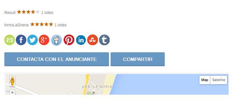 Comparte aún más rápido en Facebook, Twitter, Google+, Pinterest, LinkedIn, Tumblr, StumbleUpon, Tumblr