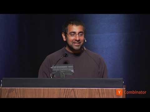 Balaji Srinivasan at Startup School 2013