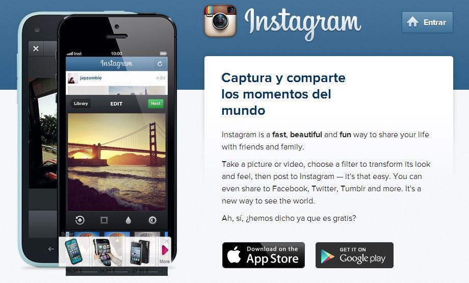 Creacion de contenidos en Instagram