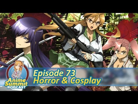 Horror and Cosplay - Anime Podcast