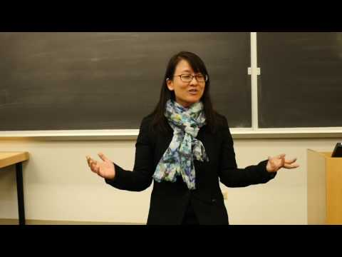 GiveGetWin Tour IV: Angela Cheung at Northwestern University