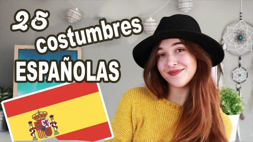 mejores costumbres españolas