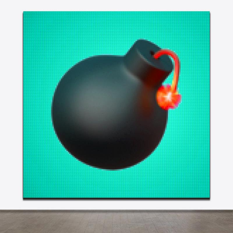 Re: ANDREW CAMPBELL: ARTIST PROTOTYPES: ART STUDIO STUDIES: #iPhone-maquettes: #43