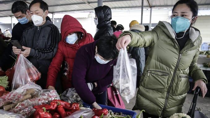 miedo infección por coronavirus de Wuhan