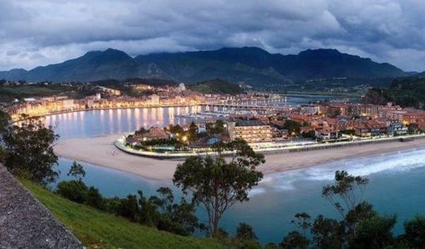 Ribadesella en Asturias