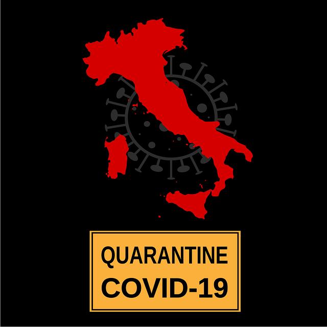 Miles de casos diarios coronavirus en Italia