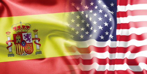 en que es mejor España que Estados Unidos